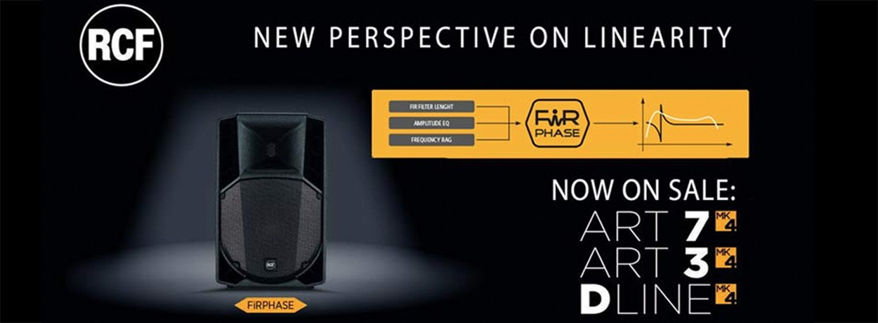 PRO SPEAKERS RCF